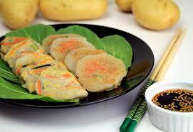 Resepi Makanan Korea gamja jeon