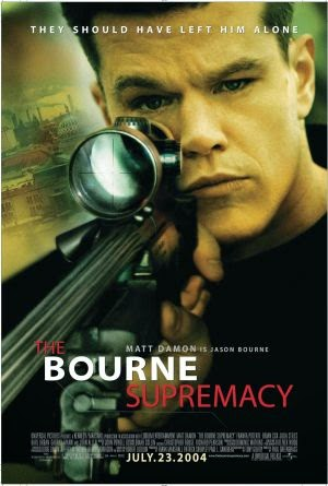 Bourne Supremacy film