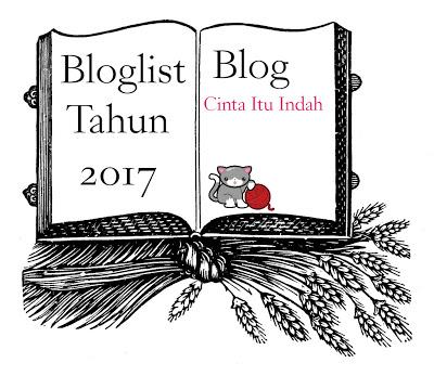 BLOGLIST JANUARI TAHUN 2017