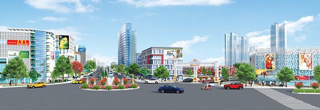 mega-city-xung-tam-dang-cap 5 lý do giúp dự án Mega City chinh phục khách hàng
