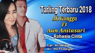Lirik Lagu Rahasia Cinta - Ali Gangga ft Aan Anitasari