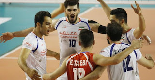 Asian Senior Men's Volleyball Championship, volleyball, sports