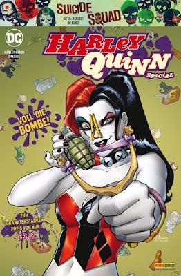 Harley Qinn Special: Soloauskopplung der verrücktest und heißesten Braut des Suicide Squads