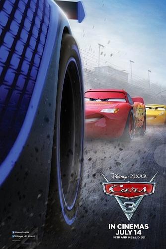 Film Cars 3 2017 Bioskop