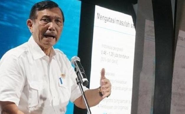 Reklamasi Jakarta, Menteri Luhut: Saya Cium Tangan kalau Salah