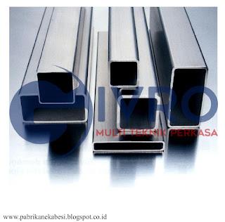 Spesifikasi Besi Hollow | Pabrik Besi Hollow