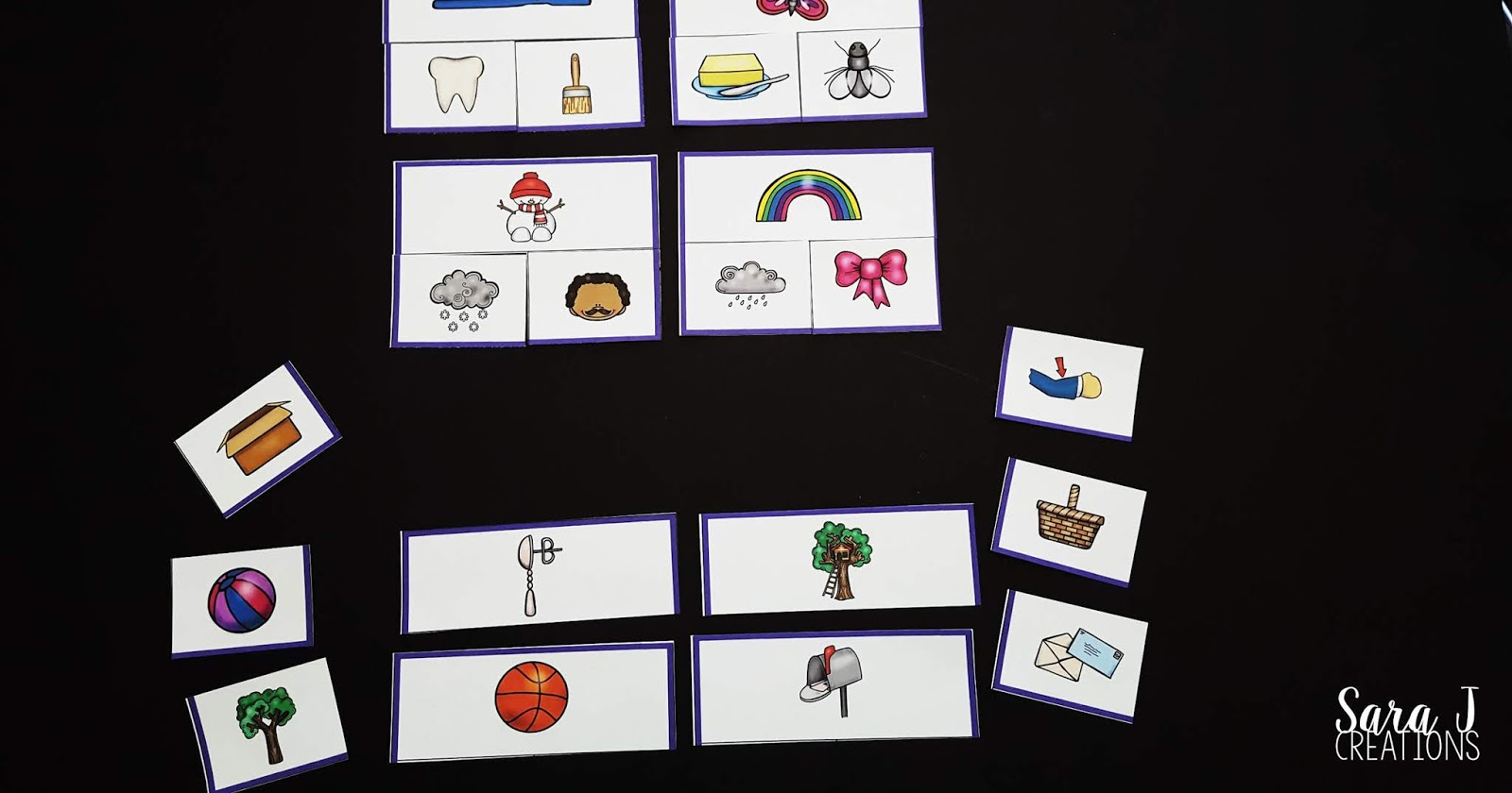 Free Printable Compound Word Puzzles