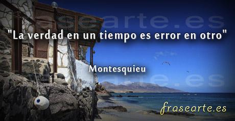 Frases famosas de Montesquieu