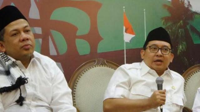 Fahri Hamzah Sindir Pencarian Korban KM Sinar Bangun, Fadli Zon: Masa Pemerintah Enggak Bisa Urus