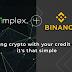 Binance Resmi Umumkan Sekarang Bisa Beli Bitcoin, Ethereum, Litcoin Pakai Kartu Kredit
