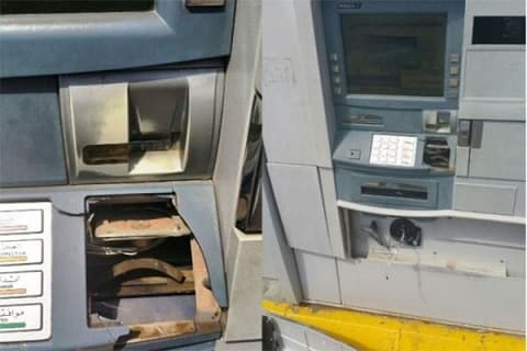 THREE MEN ARRESTED FOR TAMPERING ATM MACHINES IN RIYADH