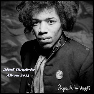 Jimi Hendrix Album People, Hell And Angels