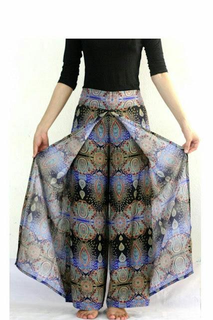 Thai Fishman boho dress