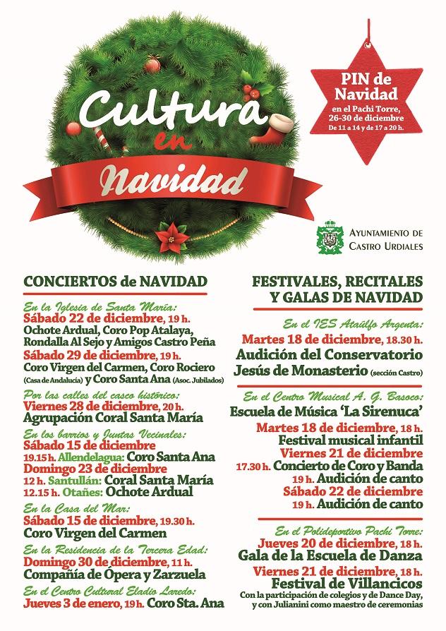 Navidad en Castro Urdiales