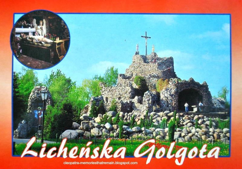 Golgota w Licheniu