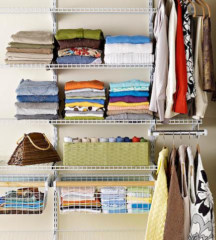 Le blog déco de benita-loca: Idées pour dressing pas cher et bien organisé