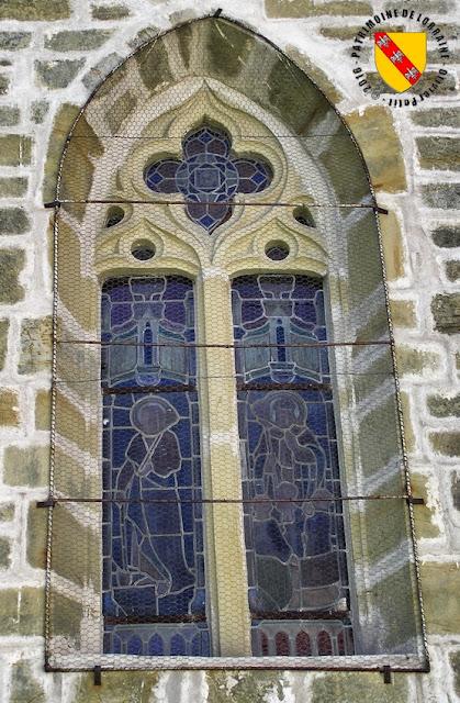 ROZIERES-SUR-MOUZON (88) - Eglise Notre-Dame (XIIe-XVe siècles)