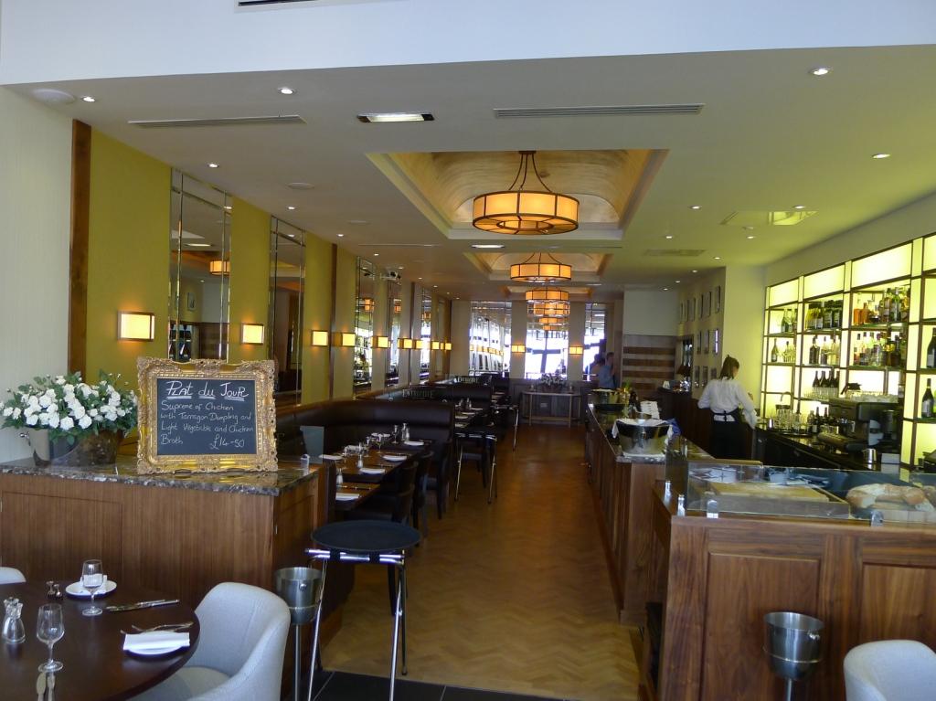 Entrecote Cafe De Paris Menu