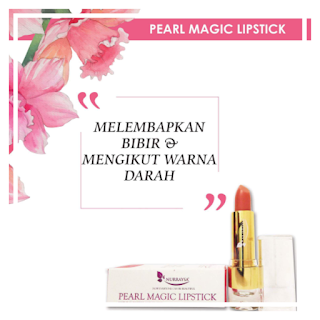 NURRAYSA PEARL MAGIC LIPSTICK