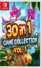 30 in 1%2BGame%2BCollection - 30-in-1 Game Collection Volume 1 Switch NSP