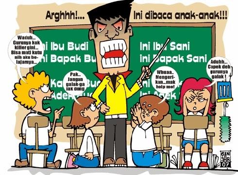 Contoh Cerita Bergambar Tema Pendidikan Latest Movies Download Pengertian Kartun Karikatur Dan Cergam Portal Pendidikan Indonesia