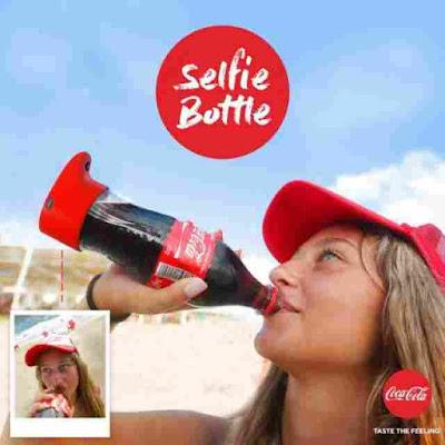 "Coca Cola - Sticla ""Selfie"""