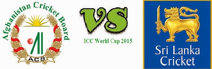 ICC WORLD CUP!~ Afghanistan vs Sri Lanka Live Stream Cricket