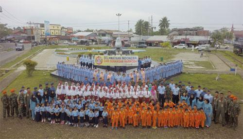 Sumber Foto Kepala Penerangan Danlanud Supadio