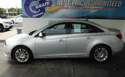 Pick of the Week – 2011 Chevrolet Cruze