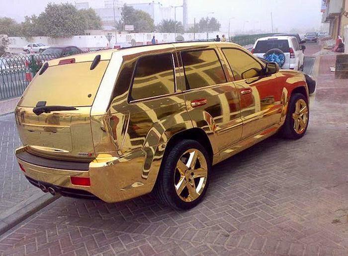 Imagen captada en Dubai
