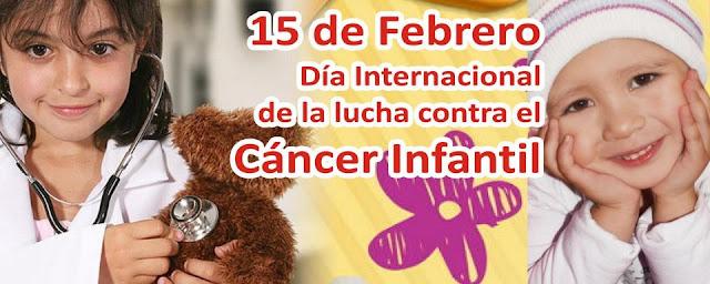 Imagen para promover la lucha contra el cáncer infaltil