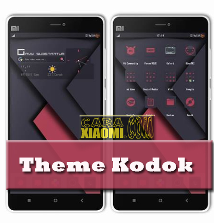 Xiaomi Theme Kodok Mtz Update Base Tema Kecebong For MIUI