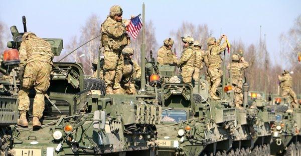 6.000 στρατιώτες του ΝΑΤΟ στην αυλή της Ρωσίας