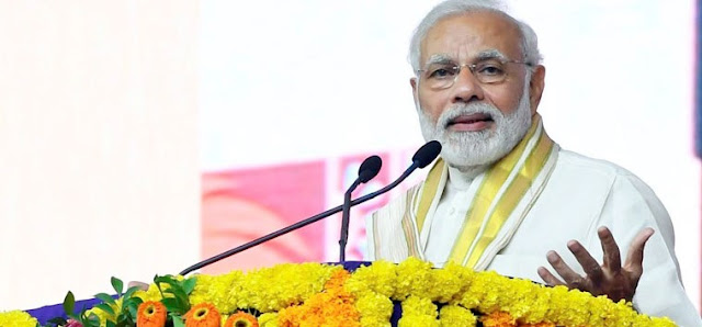 PM Modi inaugurates LNG Terminal and Pipeline Projects at Anjar