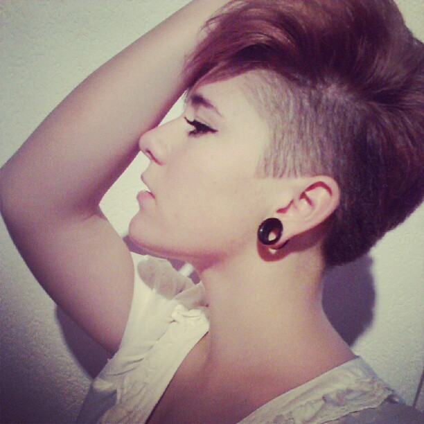 The Pixie Revolution Pixie Cuts Sidebuzzed Undercut