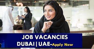 Ten Highest Job Vacancies in Dubai In 2016
