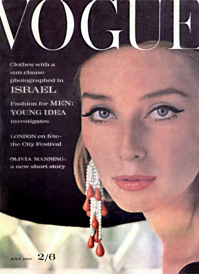 1960s vogue covers vintage everyday