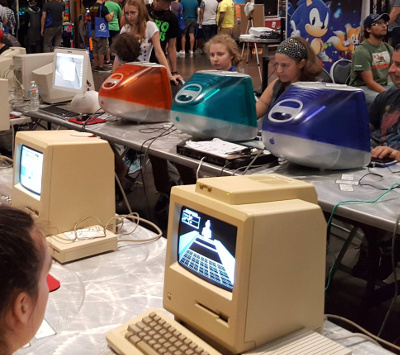 Classic Game Fest PCs and Macs