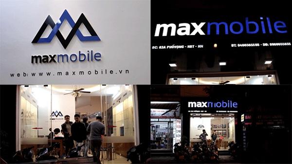 Sửa màn hình tại MaxMobile