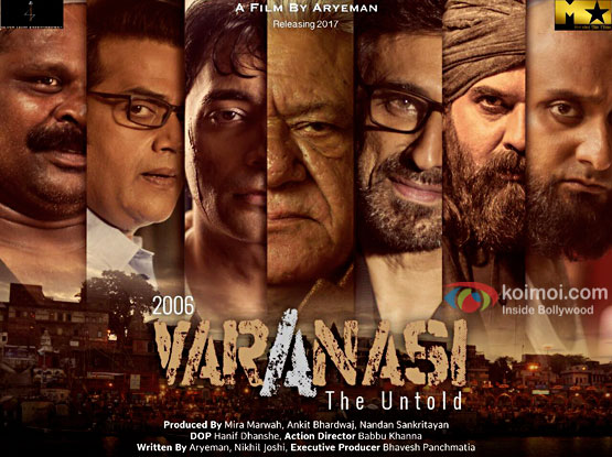 2006 Varanasi next upcoming movie first look, Poster of Sridevi download first look Poster, release date