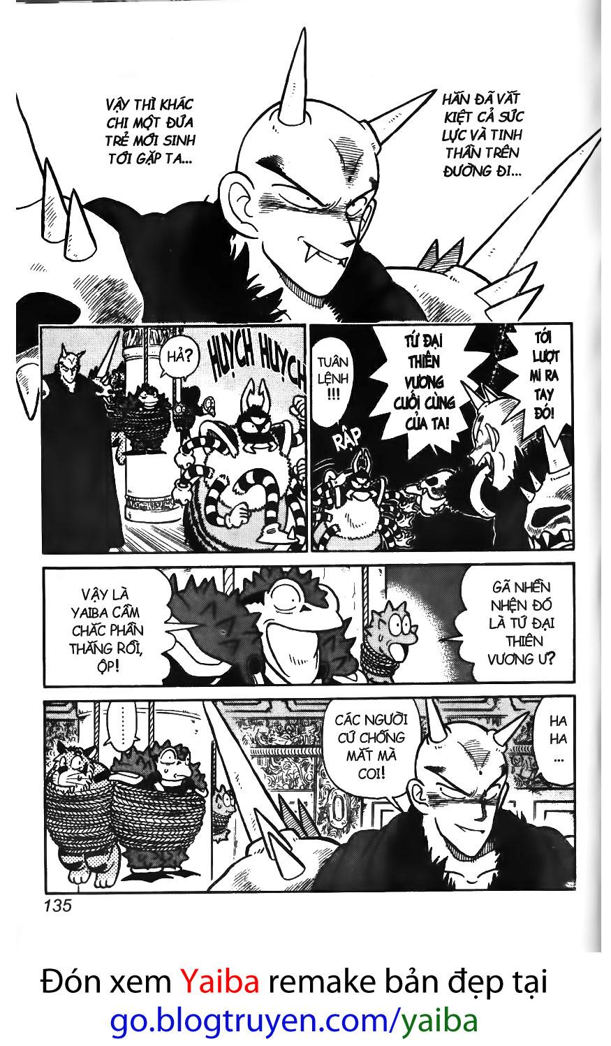 Yaiba chap 57 trang 8