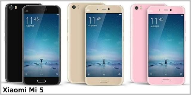 Xiaomi Mi 5, Smartphone Premium Prosesor Snapdragon 820 RAM 4GB