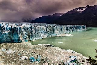 Ruptura Glaciar Perito Moreno Calafate Parque Nacional de los Glaciares