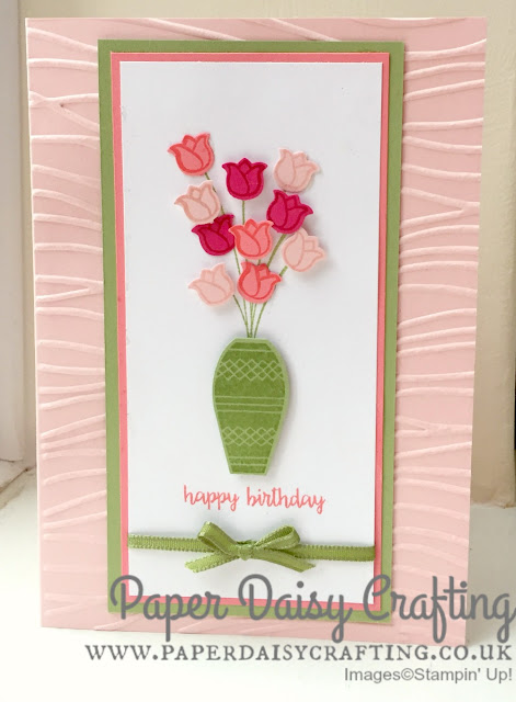 Varied Vase from Stampin' Up!