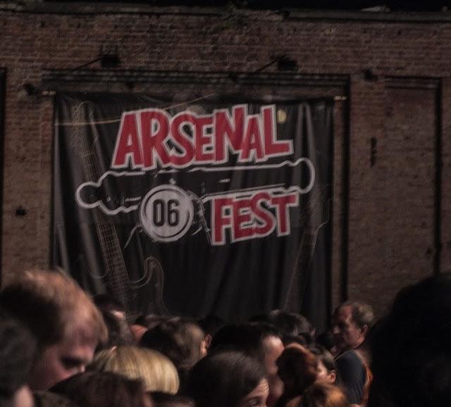 Arsenal fest 06, foto: Igor Kostić