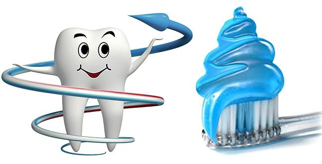 Fluorización flúor contra la caries dientes