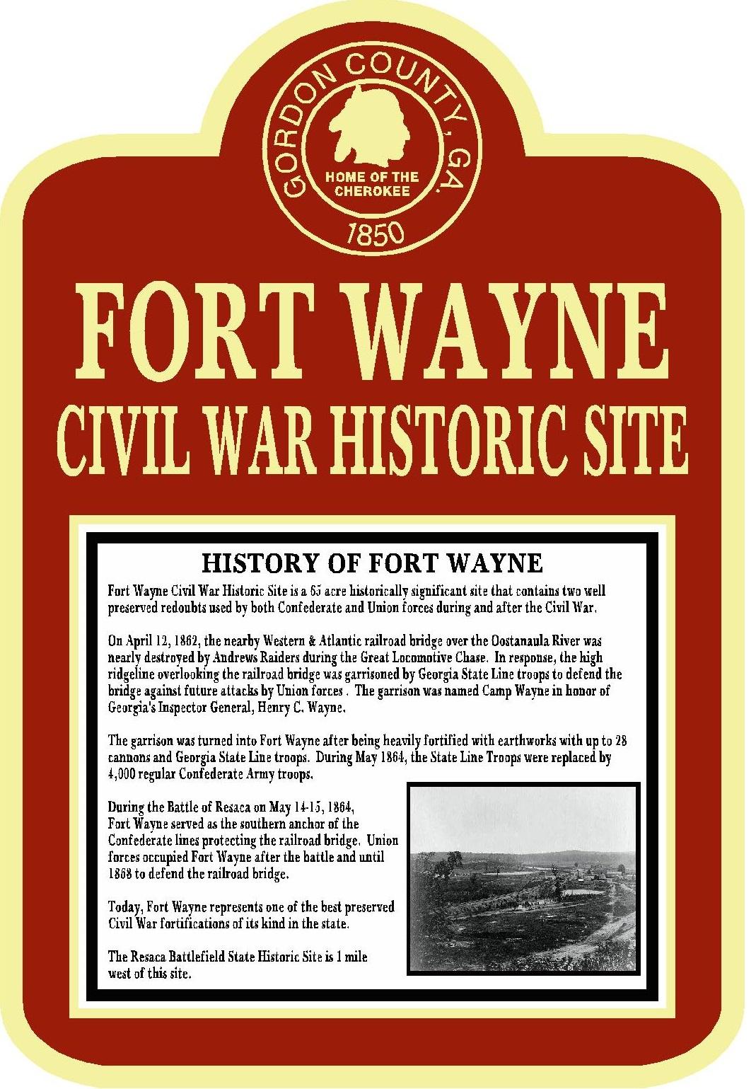 Historic Sites Georgia During Civil War