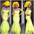 Latest Aso Ebi Style For Ladies