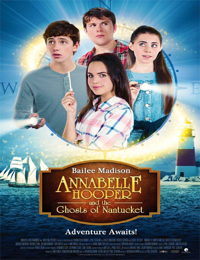 Ver Annabelle Hooper and the Ghosts of Nantucket (2016) Online