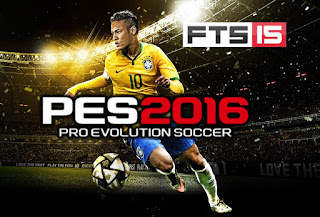Download First Touch Soccer FTS Mod PES 2016 Full OBB Data
